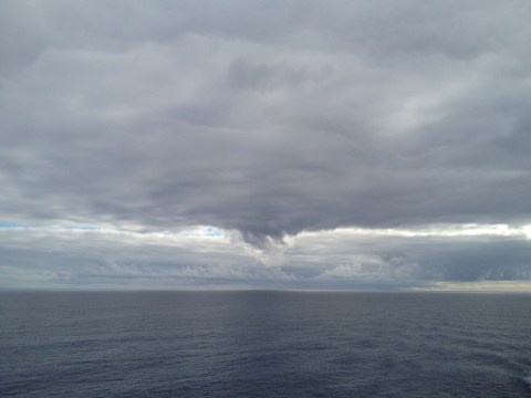 Pacific Funnel Cloud