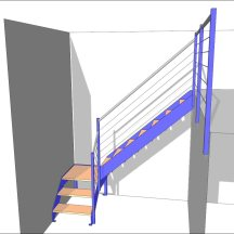 Modern Internal Staircase