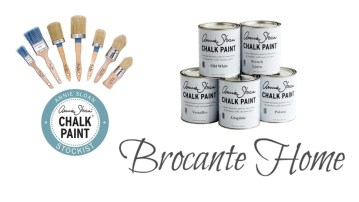 chalk paint home furnishings