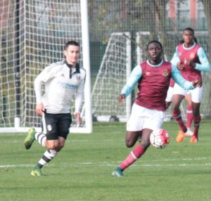 15 year old Idris Kanu makes U21 debut against Brighton & Hove Albion