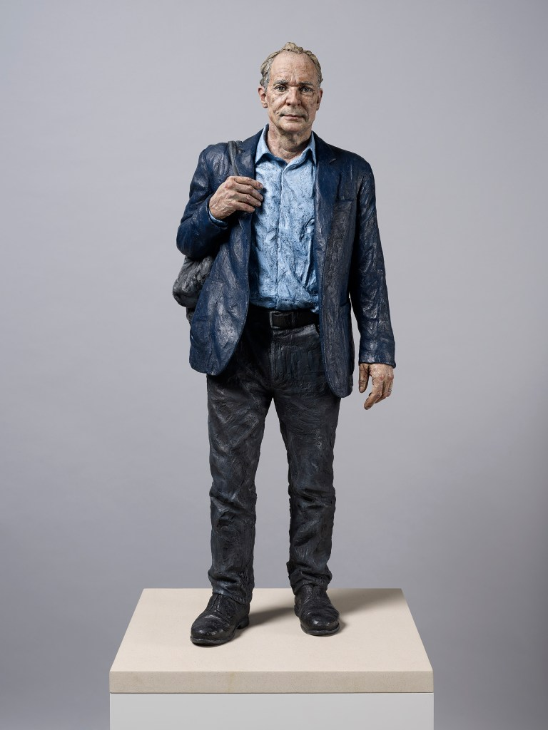 Collosus: Tim Berners-Lee's portrait sculpture portrays 'everyday-man' personality