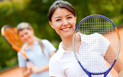 Family Social & Tennis