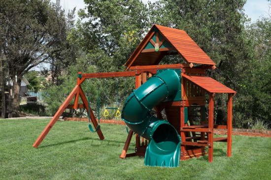 Wooden Playsets Texas