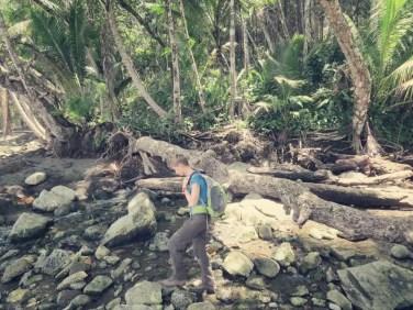 Dritter Fluss (Quebrada la Edionada)