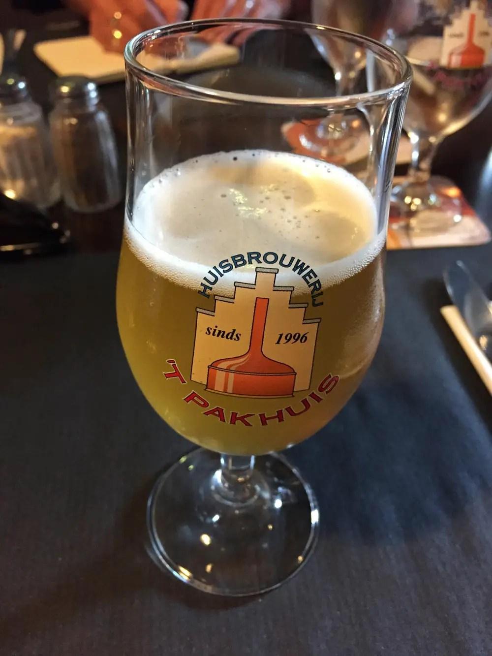 belgisches bier pakhuis