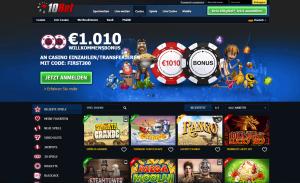 Den 10Bet Bonus für das Online Casino können Sie sich 4 Schritten holen