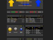 Dynamo gegen Hansa 23.5.15 Stats