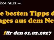 Wetttipps 01.02.2017