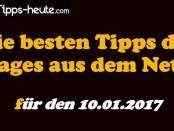 Sportwetten Tipps 10.01.2017