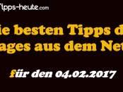 Wetttipps 04.02.2017