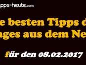 Wetttipps 08.02.2017