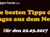 Sportwetten Tipps 22.03.2017