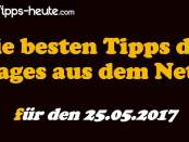 Sportwetten Tipps 25.05.2017