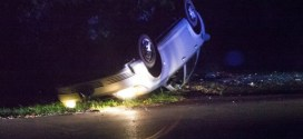 Youngsville Fire Department Uses Gravity to Hold Down Car