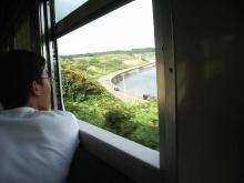 北海道の車窓から