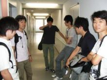 われらがWFR ★ 早稲田大学山岳サイクリング部動画日記-ツーリング会議2009-2