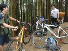 われらがWFR ★ 早稲田大学山岳サイクリング部動画日記-高水(2)2009/7/5