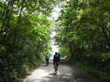 $われらがWFR ★ 早稲田大学山岳サイクリング部動画日記-釧路湿原1