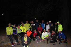 Wieczorne bieganie w Gryfinie
