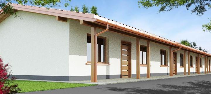 Przykładowa wizualizacja nowych budynków, źródło: https://www.facebook.com/Tomasz-Miler-431840596990189/