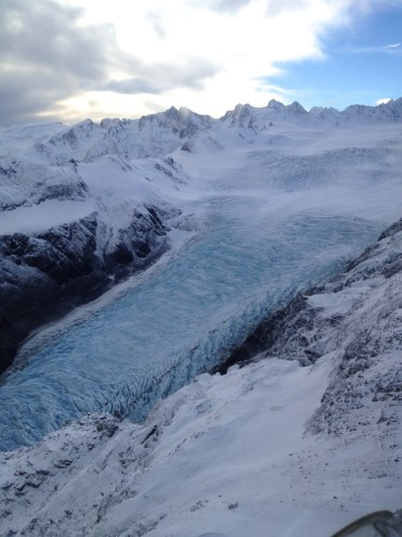 Franz Josef Glacier From Above