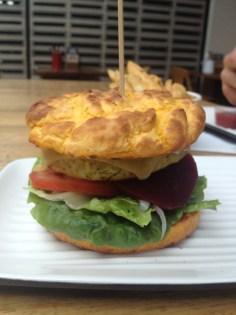 Grill'd Vegan Burger