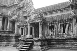 Justin Butler Angkor Wat