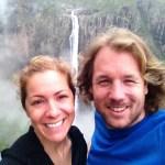 Kristin & Justin Butler Wallaman Falls