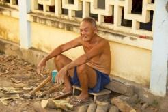 Old Vietnamese Man