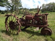 Old Tractor Queensland