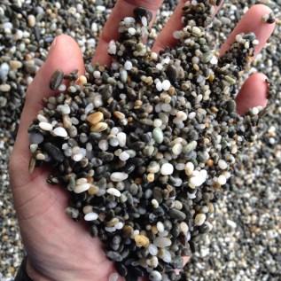Punakaiki Beach Stones
