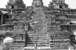 Steps of Ta Keo