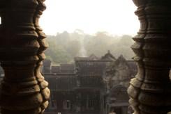 Windows of Angkor Wat