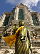 Buddha in the Wind