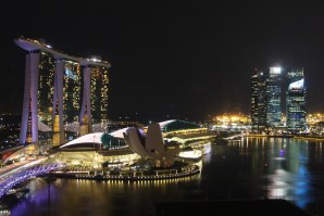 Marina Bay Sands at Night