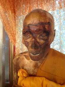 Mummified Monk Samui
