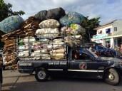 Thai Garbage Truck