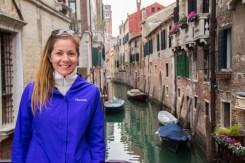 Kristin Butler in Venice