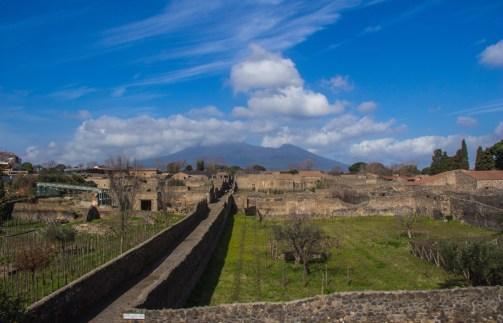 Pompeii & Mt. Vesuvius