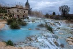 Saturnia Thermal Springs