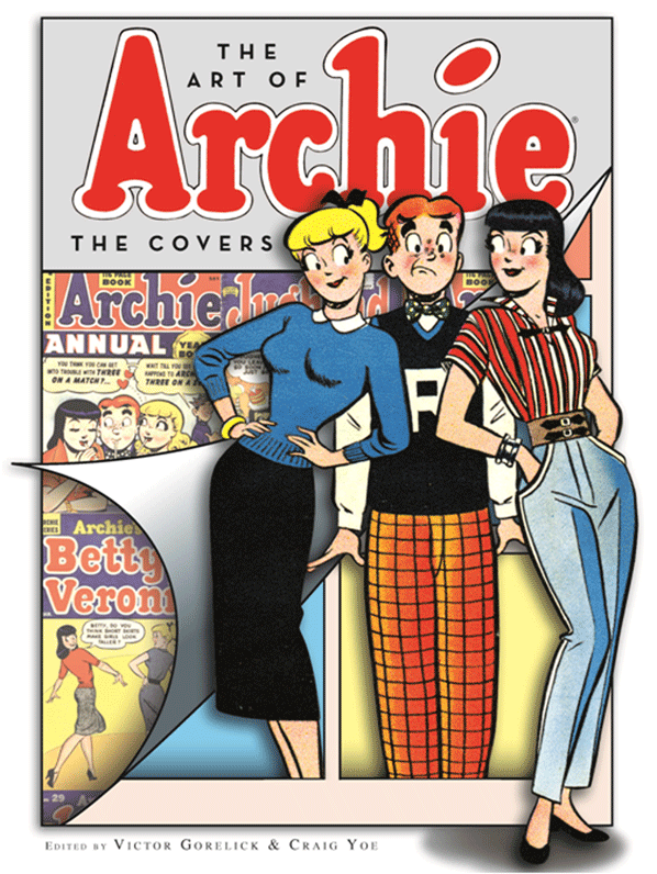 Have You Heard About Quot The Art Of Archie The Covers Quot How