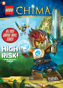 Preview/Review - Lego Legends of Chima Vol 1 - Action! Adventure! Positive Lessons!