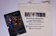 Comic & Tote Bag Giveaway 2! Marvel Masterworks: The Invincible Iron Man Vol2