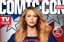 Supergirl TVGM Cover WBSDCC 2016