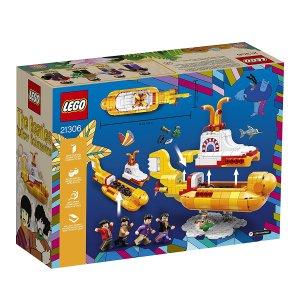 Lego Submarine Building Russian