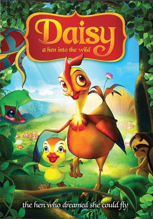 Poster do filme Lifi: Uma Galinha na Selva
