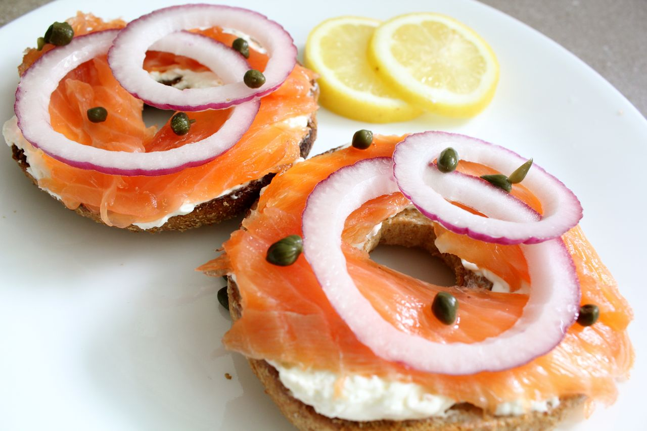 Homemade Lox - What Jew Wanna Eat