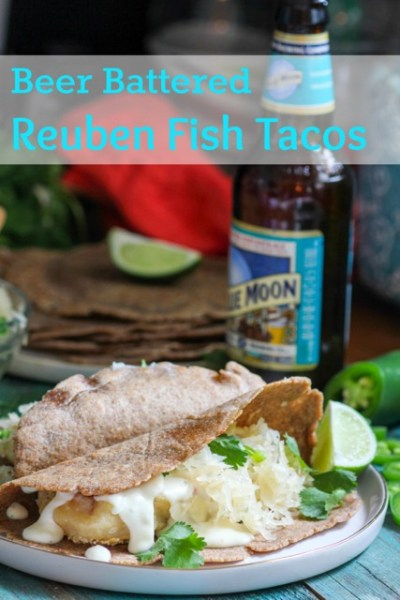 Beer battered reuben fish tacos what jew wanna eat for Beer battered fish tacos recipe