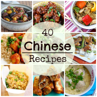 40 Chinese Food Recipes