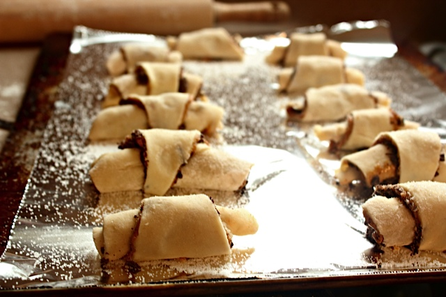 Chocolate Peanut Butter Rugelach 2